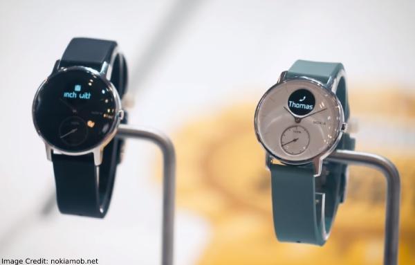 Nokia Steel HR Watch Design