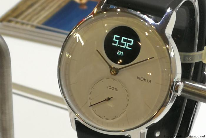 Nokia Steel HR Watch