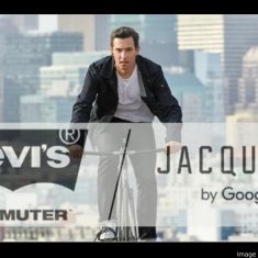 Levis Commuter Jacket Jacquard Google