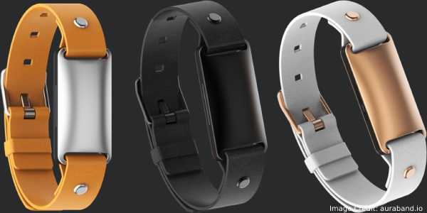 Image result for aura band wearable