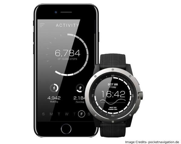 Matrix PowerWatch Powerwatch App
