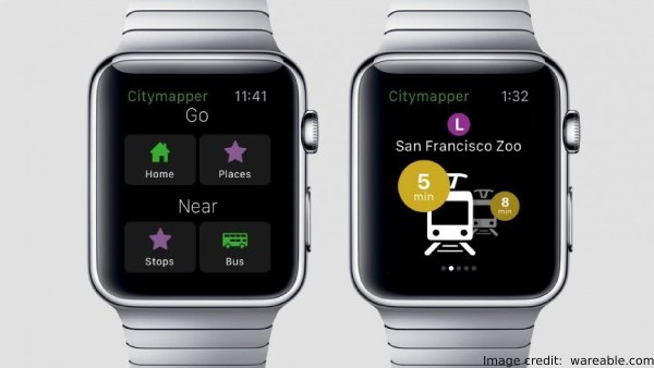 Apps Of Apple Watch