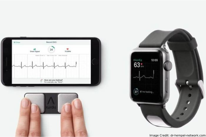 The EKG - Wearable Devices