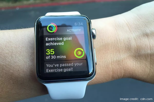Exercise With The Apple Watch
