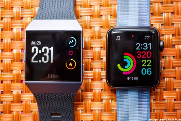 Fitbit Ionic Revealed