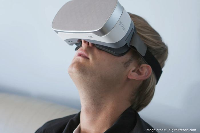 Pico Goblin VR Headset