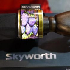 Skyworth Presenting AMOLED Wearable